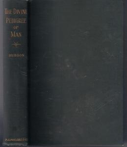 THE DIVINE PEDIGREE OF MAN :: 1904 HB