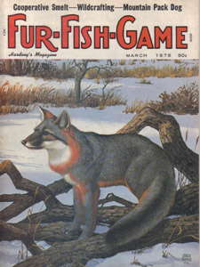 Lot of 4: FUR-FISH-GAME Magazines :: March-June 1976 Pic 1