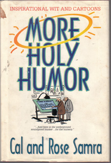 MORE HOLY HUMOR :: 1997 HB w/ DJ