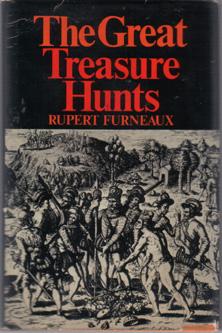 The Great TREASURE HUNTS :: 1969 HB w/ DJ