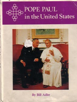 Pope Paul in the United States