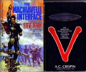 Lot of 8: Science Fiction Books :: Lot # 1 Pic 4