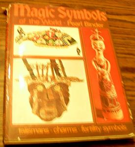 Magic Symbols of the World :: 1973 HB w/ DJ Pic 1