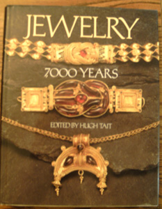 JEWELRY 7,000 YEARS :: Illustrated HB w/ DJ      Pic 1