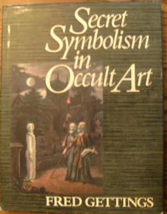 Secret Symbolism in Occult Art :: Illustrated HB w/ DJ Pic 1