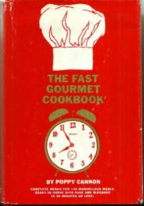 The Fast Gourmet Cookbook