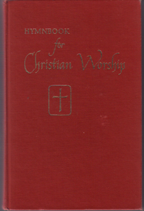 HYMNBOOK for CHRISTIAN WORSHIP :: 1970 HB