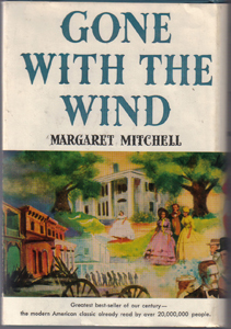 GONE WITH THE WIND :: 1964 HB w/ DJ      Pic 2