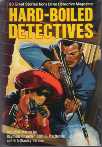 HARD-BOILED DETECTIVES :: Dime Detective Mag Stories HB