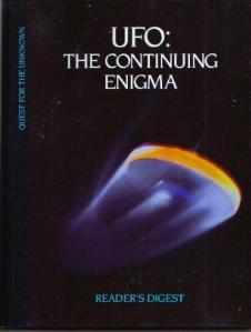 UFO: The Continuing Enigma HB