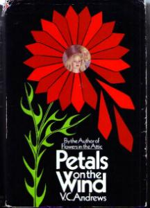 Petals on the Wind :: V.C. Andrews HB w/DJ