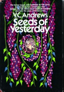 Seeds of Yesterday :: V.C. Andrews HB w/DJ