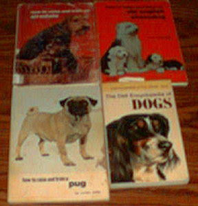 Lot of 8: Dog Related Books Pic 1