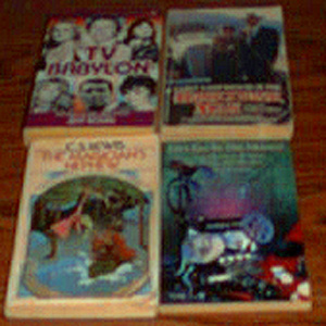 Lot of 16: TV & Movie Related Books Pic 4