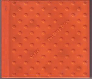 Pet Shop Boys :: VERY :: CD Pic 1