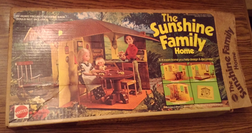 Sunshine Family Home : With Father and Baby Pic 1