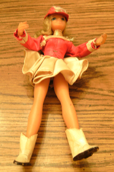 FLAGG DOLL :: Drum Majorette Pic 1