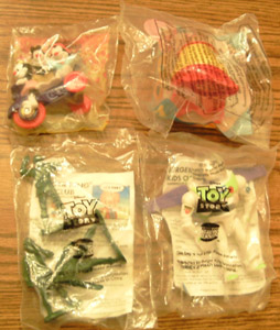 Lot of 12 MIP Fast Food Toys plus ..       Pic 3