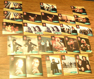 LOT of 49: MusiCards : LEGENDS and HISTORIC CONCERTS   Pic 2