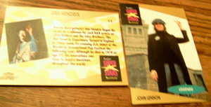 LOT of 49: MusiCards : LEGENDS and HISTORIC CONCERTS       Pic 3