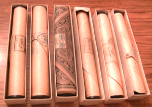 LOT of 6: Player Piano Rolls :: Lot # 1   Pic 2