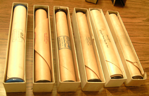 LOT of 6: Player Piano Rolls :: Lot # 8   Pic 2