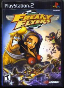 Freaky Flyers Playstation 2 Game Pic 1