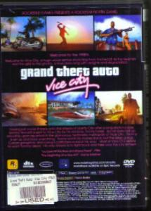 Grand Theft Auto Vice City Playstation 2 Game Pic 2
