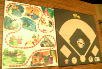 Lot of 8 Board Game gameboards from the 1980s : Lot # 2     Pic 3