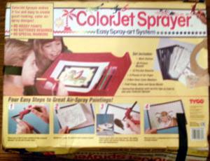 ColorJet Sprayer :: 1993 pic 1