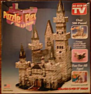 Puzzle Plex - The 3-D Puzzle :: 1993 pic 1