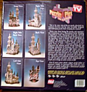 Puzzle Plex - The 3-D Puzzle :: 1993 pic 2