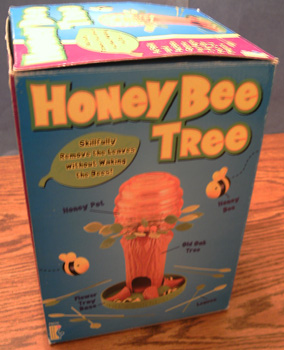 Honey Bee Tree Game :: Don't Wake the Bees ! :: 2002     Pic 1