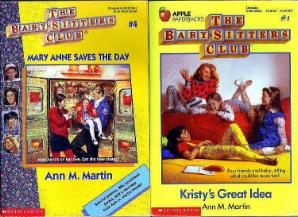 Lot of 8 Baby-Sitters Club PBs Pic 1