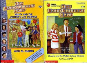 Lot of 8 Baby-Sitters Club PBs Pic 2