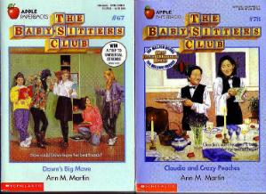Lot of 8 Baby-Sitters Club PBs Pic 3
