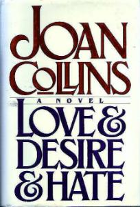 Pair of Hardbacks by Joan Collins Pic 1