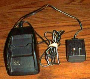 Motorola SPN4321A Overnight Charger Pic 1