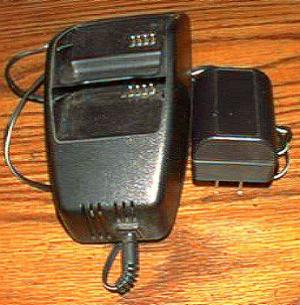 Motorola SPN4321A Overnight Charger Pic 2