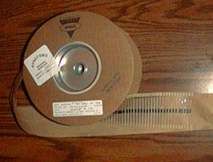 Lot of 500 (?): Dale RLR07C33000GS Military Metal Film Resistors