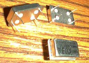 Lot of 25: FOX 24.000000 MHz Crystals Pic 2