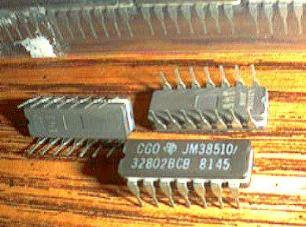 Lot of 24: Texas Instruments JM38510/32802BCB Pic 2