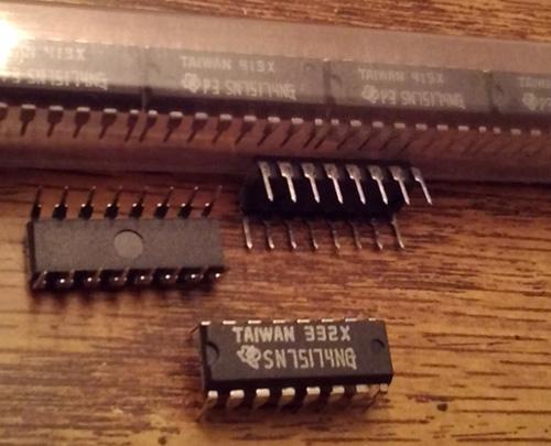 Lot of 24: Texas Instruments SN75174NG
