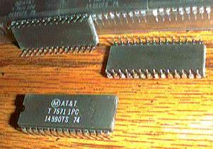 Lot of 16: Motorola/AT&T T 7571 1PC Pic 2