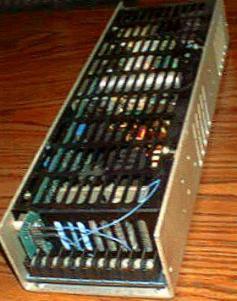 TII Electronics Model EHVA Pic 2