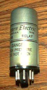 Western Electric 291B Relay Pic 2