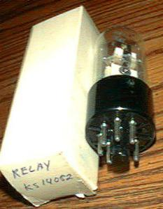 Western Electric KS-14082 Relay Pic 1