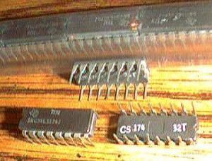 Lot of 10: Texas Instruments SNC54LS174J Pic 2