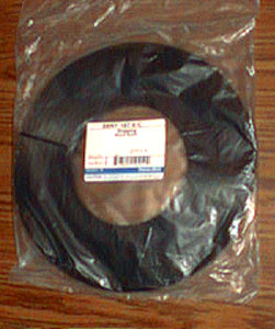 Thomas & Betts S6NY-167-0-C Cable Tie BLK Strapping .50X100FT R Pic 1