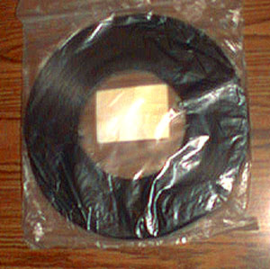 Thomas & Betts S6NY-167-0-C Cable Tie BLK Strapping .50X100FT R Pic 2